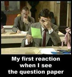 eXams ;) me in the next couple of days. Oh for it to be over already! Give me some real nursing classes I am over this statistics crap.