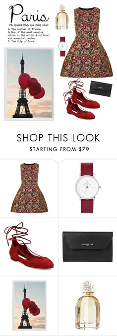 """""""Love Paris"""" by michele-dickinson ❤ liked on Polyvore featuring Dorothy Perkins, Diane Von Furstenberg, Lancaster, Pottery Barn and Balenciaga"""