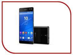 Сотовый телефон Sony E5533 Xperia C5 Ultra Dual Black  — 18988 руб. —