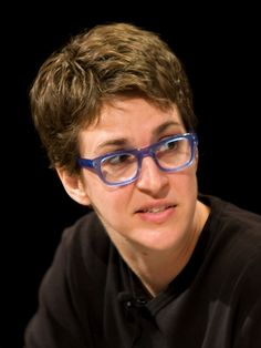 Rachel Maddow, author of DRIFT
