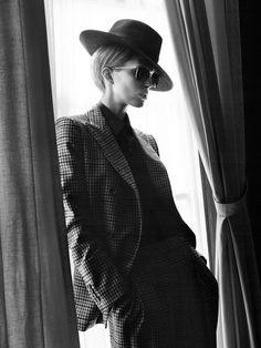 ANDROGYNE pour Vogue France Anniversaire issue…