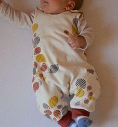 Kostenloses Schnittmuster Strampelhose Mikey 2.0 von Le-Kimi als e-book für Babies, Jungen, Mädchen in Kategorie Hose (50–92)