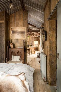 [Places] ¿Una cabaña rústica de lujo?… – Virlova Style