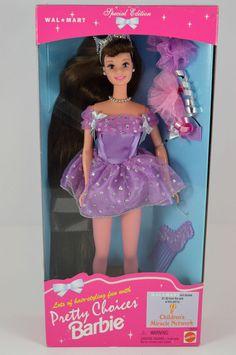 1996 Pretty Choices Barbie