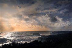 7 întrebări și un artist: Dan St. Ocean, Celestial, Sunset, Beach, Artist, Outdoor, Outdoors, Seaside, Artists