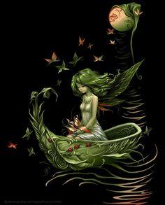 Групповые заказы) – 49 фотографий Gothic Fantasy Art, Elves Fantasy, Fantasy Fairies, Fairies Photos, Fairy Tattoo Designs, Fable, Fairy Pictures, Beautiful Fairies, Fantasy Paintings