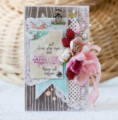 Floral+card+for+7DS - Scrapbook.com