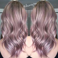 Модное окрашивание и модный цвет волос 2017 (фото) | Модные тенденции на средние и длинные волосы