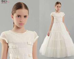 Vestidos Primera Comunión 2014: Fotos colección Allegra Petit Couture (3/17) | Ellahoy