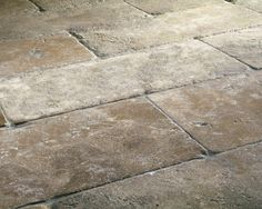 Natural Stone Flooring:  Latte-champignon-walnut in a french quarter finish. Front entryway