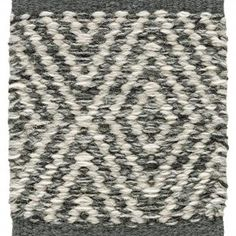 Stone Grey- Woven Rug - Kasthall - Rep: Ombre, Rachel