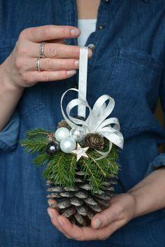 Decorazioni natalizie | Addobbi natalizi | Pinterest | Arreglos para navidad, Para navidad y Arreglos