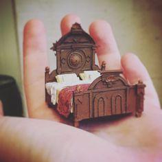 2017. Miniature Bed♡ ♡ By Hubert