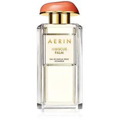 Aerin Hibiscus Palm Eau de Parfum (215 CAD) ❤ liked on Polyvore featuring beauty products, fragrance, blossom perfume, eau de parfum perfume, flower perfume, aerin fragrance and eau de perfume