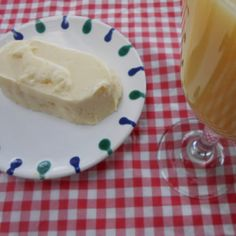 Rezept Butter wie vom Senner für die Model und Buttermilch von Heimchen - Rezept der Kategorie Grundrezepte