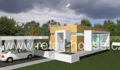 Rodinný dům, drevostavba, Nuova Uno na klíč.  1 745 000 Kč - Na klíč 1 665 000 Kč - Na dokončení  Dispozice: 3 Zastavěná plocha: 79,46 m2 Obestavěný prostor: 360 m3 Celková užitková plocha: 73 m2 UP. přízemí: 45,66 m2 Výška hřebene střechy: 3,830 m