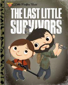 Spielekultur - Berühmte Videospiele, dargestellt als Kinderbuch-Cover - News auf PlayNation.de