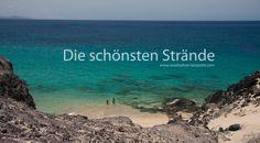 Auf Lanzarote gibt es sowohl Kies, als auch Sandstrände. Hier erfahren Sie, wo Sie die schönsten finden… Die schönsten Strände von Lanzarote – die Playas de Papagayo Lage: 10 Minuten von Play…
