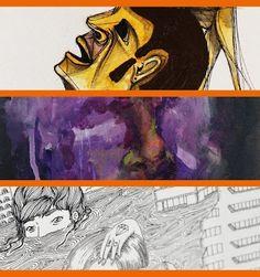 A mostra conta com a curadoria de Flávio Grão e trará 3 artistas da região do ABC: Gafi e Cena7 e o catarinense Daniel Hogrefe.