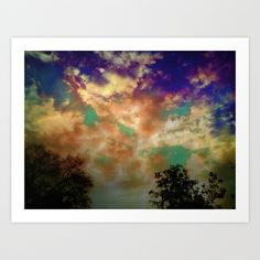 Dream Art Print by Ben Geiger - $15.00