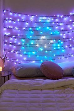 52 Lovely Dorm Room Ideas To Tare Room Decor To The Next Level In 2020 Girl Bedroom Decor Dream Rooms Led Lighting Bedroom