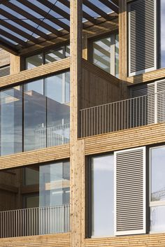Gallery of Woodlofts Buiksloterham / ANA architecten - 8