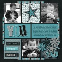 A Project by Katlynn from our Scrapbooking Gallery originally submitted 12/30/11 at 08:18 PM