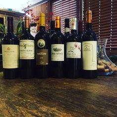 Salentein Reserva Merlot  2011 Argentina 🇦🇷 Montes Alpha Cabernet Sauvignon 2010 Chile🇨🇱 Finca Resalso Tempranillo Emilio Mouro 2011 Espanha🇪🇸 Beau-Rivage Grand Réserve Bordeaux Supérieur 2013 França🇫🇷 Etruria Rosso Toscana 2013 Italia🇮🇹 Vinha do Monte Alemtejo 2010 Portugal🇵🇹 (6 gfs. de R$ 639,00 por R$ 439,00) ligue 11 3045 9888 www.grandvin.com.br #grand_vin #grandvin #vinho #vino #vin #wine #argentina #chile #espanha #italia #portugal