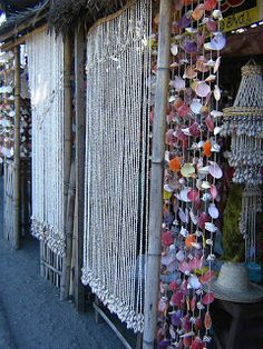 Beads are decorative and are used for various types of artwork and also used in different home decorative products. Bead curtains are used . Boho Glam Home, Hippie Home Decor, Gothic Home Decor, Bohemian Decor, Bohemian Living, Bohemian Homes, Beaded Curtains Doorway, Door Curtains, Bead Curtains