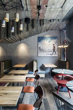 Nando's (Harrogate, UK), Fast/Casual | Restaurant & Bar Design Awards