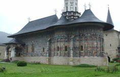 Monasterio Bucovina