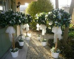 7 Foot White Wedding Arch Indoor Outdoor Decor Pinterest And