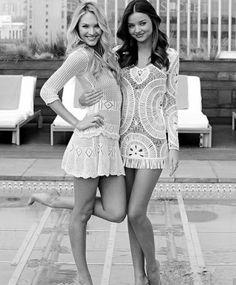 Candice and Miranda
