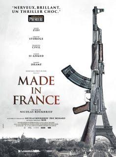 Héroes de Acción. : MADE IN FRANCE. (TRAILER 2015)