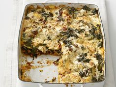 Get this all-star, easy-to-follow Swiss Chard Lasagna recipe from Food Network Kitchen