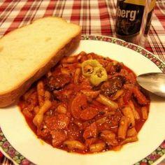 Tárkonyos zöldbab bográcsban Recept képpel - Mindmegette.hu - Receptek Beef, Food, Meat, Essen, Ox, Ground Beef, Yemek, Steak, Meals