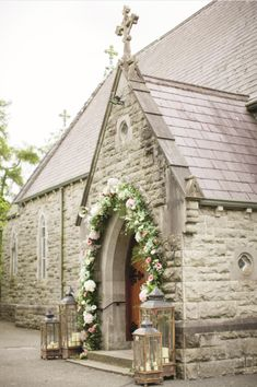 The flower arrangements for church wedding planning process you'll want to be well aware of how rapidly costs accumulate. Church Wedding Flowers, Wedding Bells, Chapel Wedding, Church Wedding Ceremony, Rustic Church Wedding, Country Church Weddings, Wedding Venues, Wedding Entrance, Wedding Bouquets