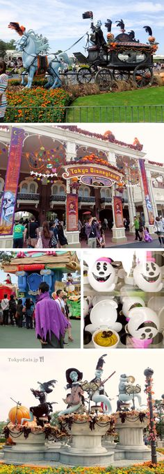 Tokyo Disneyland – Halloween: oh my I can't wait!