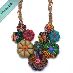 flower jewelry - Bing Images