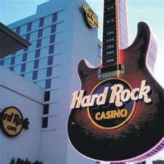 Hard Rock Casino & Hotel, Biloxi, MS