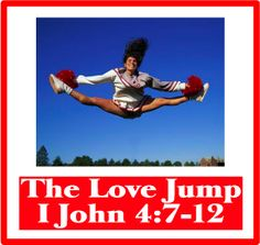 The Love Jump: A Valentine's Day Activity
