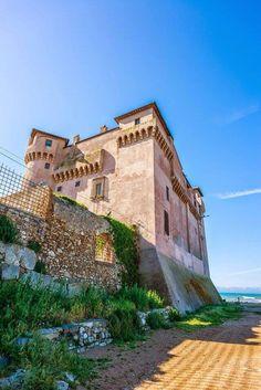 Castello #santasevera - Lazio - Italy   Foto di @1stiledivita