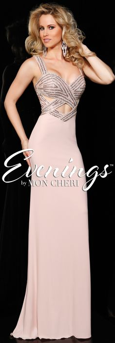 Evenings by Mon Cheri Spring 2016 - Style No. 11622 #formaleveninggowns