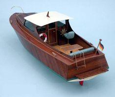 Hobbies Bestseller Aeronaut Diva Cabin Cruiser Wooden Model Boat Kit