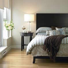 Fresh Flowers, Add Personality to Your Bedroom with Accessories