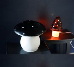 투투베이비 재입고 mushroom black Heico lamps Tutu Baby 유럽 데코 European décor in Korea www.tutubaby.co.kr
