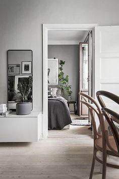 Le gris va bien aux petits | PLANETE DECO a homes world | Bloglovin' // grey and white Scandinavian style
