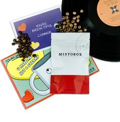 So awesome: Mistobox Coffeegram for just $5. Send one to everyone you love!
