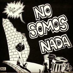 """Descobrir q a les meves filles els agrada la cançó """"No somos nada"""" de La Polla Records :-)"""