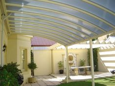 Patios and Verandahs Portfolio - Light and Space Roof Systems